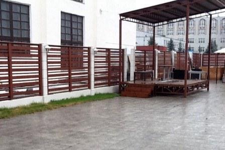 Строительство заборов в Самаре без фундамента